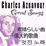 Charles Aznavour Great Songs (Asia Edition)