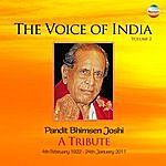 Bhimsen Joshi The Voice Of India, Vol. 2