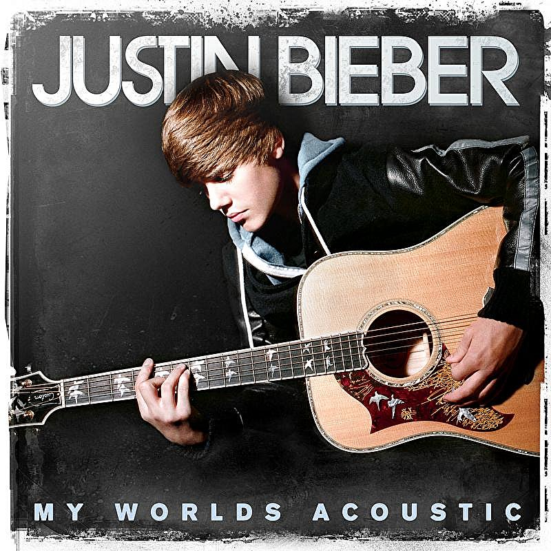 Cover Art: My Worlds Acoustic
