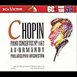 Emanuel Ax Chopin: Piano Concertos 1 & 2