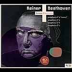 Fritz Reiner Beethoven: Symph. 3, 5, 6, 7