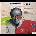 Claudio Arrau Bach: Piano & Harpischord Music