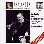 "David Zinman Swiss Life - Beethoven, Sinfonie Nr. 3 ""Eroica"""