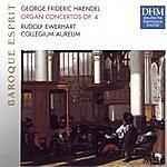 Collegium Aureum Händel: Organ Concertos Op. 4