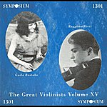 Gerald Moore The Great Violinists, Vol. 15 (1938-1941)
