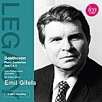 Emil Gilels Beethoven: Piano Concertos Nos. 1 & 3