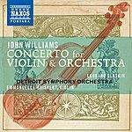 Leonard Slatkin Williams: Concerto For Violin And Orchestra