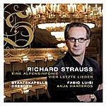 Fabio Luisi Strauss: Eine Alpensinfonie, Op. 64 / Vier Letzte Lieder
