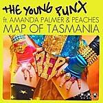 Young Punx Map Of Tasmania