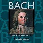 Nikolaus Harnoncourt Bach, Js : Sacred Cantatas Bwv Nos 109 - 111