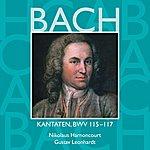 Nikolaus Harnoncourt Bach, Js : Sacred Cantatas Bwv Nos 115 - 117