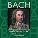 Nikolaus Harnoncourt Bach, Js : Sacred Cantatas Bwv Nos 134 - 137
