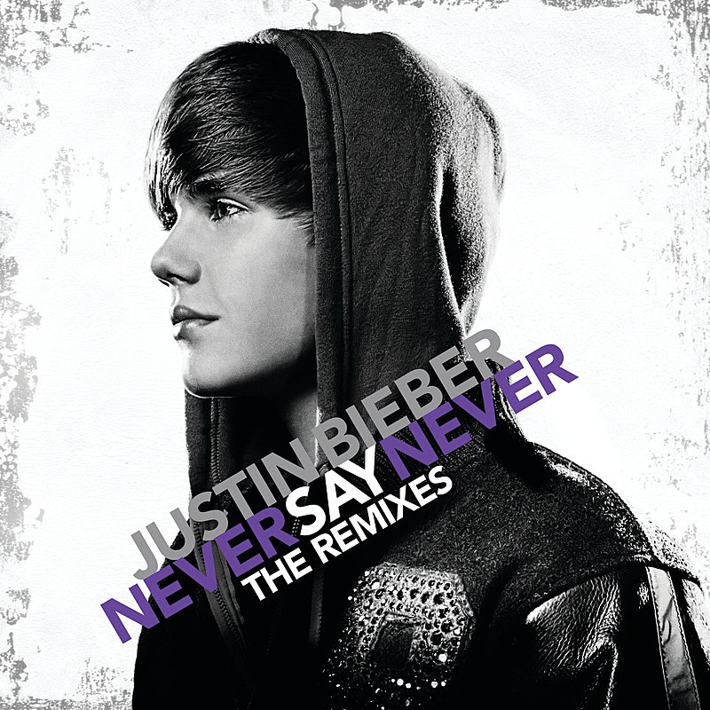 Cover Art: Never Say Never - The Remixes