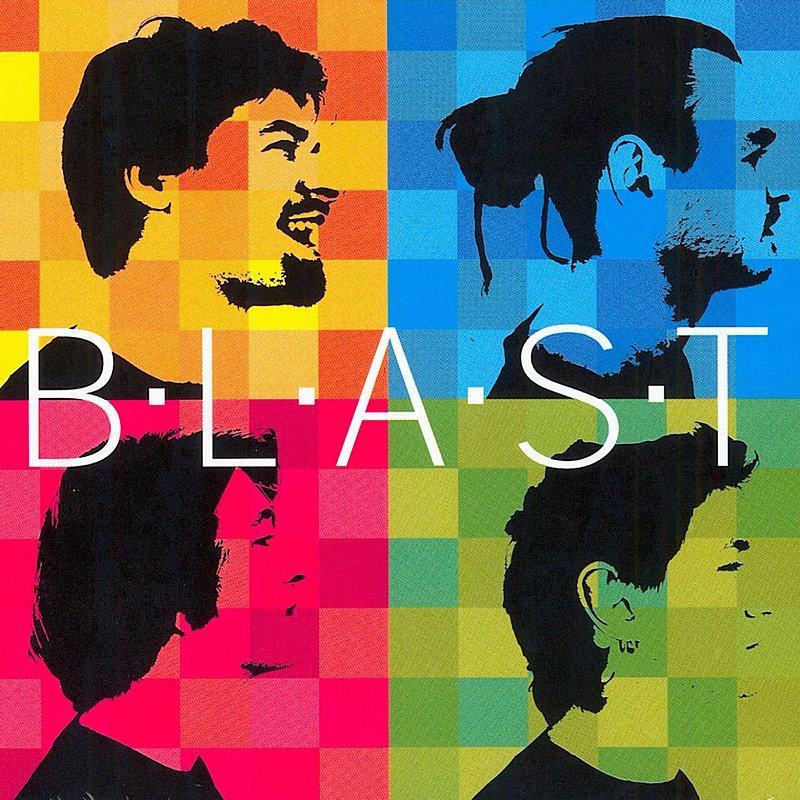 Cover Art: B.L.A.S.T