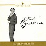 Charles Aznavour Deja En Haut De L'affiche