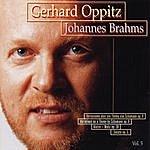 Gerhard Oppitz Brahms: Variations Schumann, Waltz 39, Sonata 5