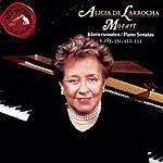 Alicia De Larrocha Mozart: Klaviersonaten/Piano Sonatas K.283, 331, 332, 333