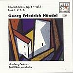 Emil Klein Händel: Concerti Grossi Op.6 Vol.1