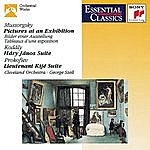 Cleveland Orchestra Pictures At An Exhibition; Kodály: Hary János Suite; Prokofiev: Lieutenant Kijé Suite