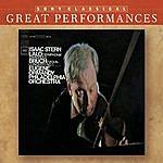 Isaac Stern Lalo: Symphonie Espagnole; Bruch: Violin Concerto No. 1 [Great Performances]