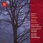 Jascha Heifetz Brahms Violin Concerto & Double Concerto: Classic Library Series