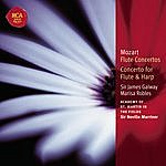 James Galway Mozart Concertos For Flute & Harp: Classic Library Series