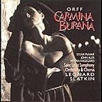 Leonard Slatkin Orff: Carmina Burana