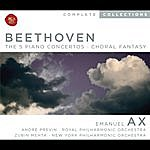 André Previn Beethoven, Piano Concertos 1-5; Choral Fantasia