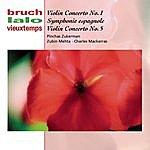 London Symphony Orchestra Bruch, Vieuxtemps: Violin Concertos; Lalo: Symphonie Espagnole