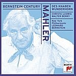 New York Philharmonic Mahler: Des Knaben Wunderhorn Avec Christa Ludwig