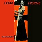 Lena Horne In Memory