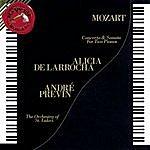 Alicia De Larrocha Mozart: Concerto & Sonata For 2 Pianos