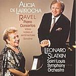 Alicia De Larrocha Ravel: Two Piano Concertos