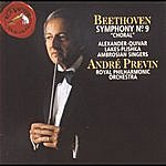 André Previn Beethoven: Symphony No. 9