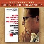 Leon Fleisher Beethoven: Piano Concertos Nos. 3 & 4 [Great Performances]