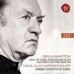 Nikolaus Harnoncourt Bartók: Orchestral Works