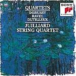 Juilliard String Quartet Debussy, Ravel & Dutilleux: String Quartets