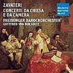 Gottfried Von Der Goltz Zavateri: Concerti Da Chiesa E Da Camera