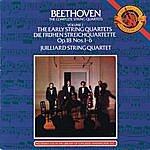 Juilliard String Quartet Beethoven: The Early String Quartets