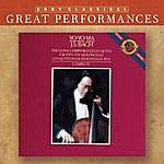 Yo-Yo Ma Bach: Unaccompanied Cello Suites [Great Performances]