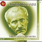 Arturo Toscanini Brahms: Symphonies Nos. 1, 2, 3 & 4