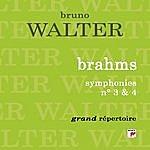 New York Philharmonic Brahms : Symphonies N° 3 Et 4