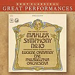 Eugene Ormandy Mahler: Symphony No. 10 (Performing Version By Deryck Cooke) [Great Performances]