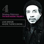 Smokey Robinson The Solo Albums Vol. 4: Love Breeze / Where There's Smoke…