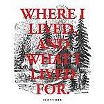 Scott Orr Where I Lived, And What I Lived For