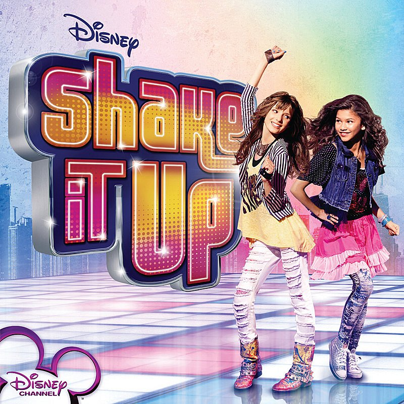 Cover Art: Shake It Up