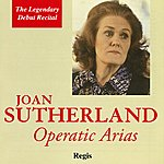 Paris Conservatoire Orchestra Joan Sutherland Performs Operatic Arias - The Debut Recital