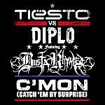 Tiësto C`mon (Catch 'em By Surprise)