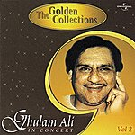 Ghulam Ali The Golden Collections (In Concert) Vol. 2