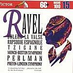 Charles Munch Ravel Bolero, Basic 100 Vol.15